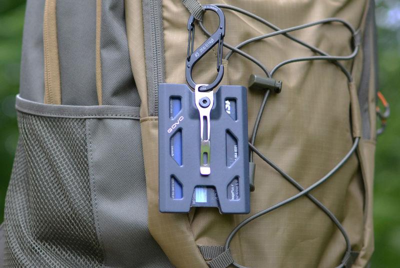 Multi-Functional Badge Holders