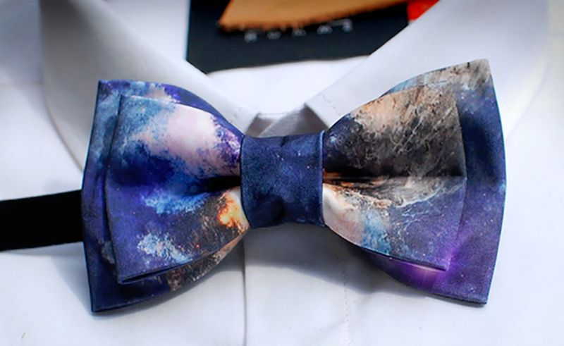Astrophysicist Ties