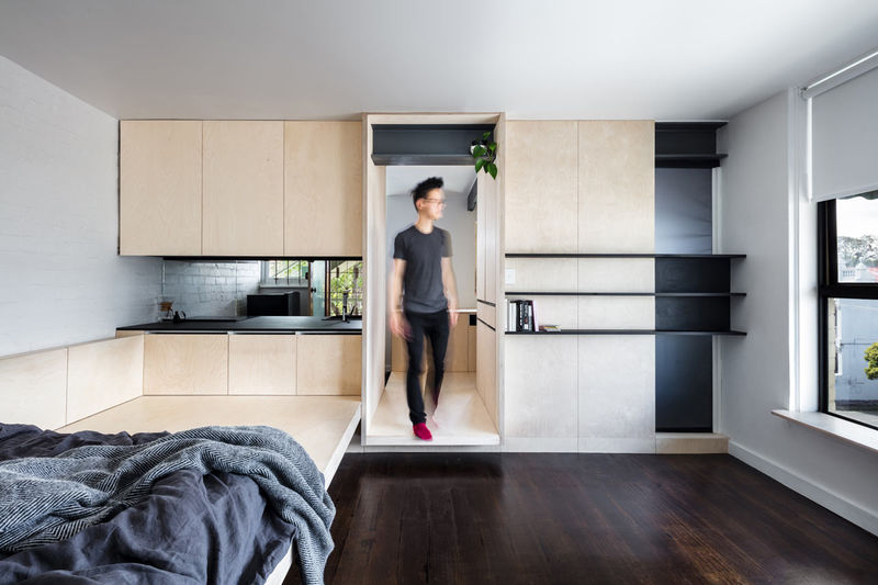 Intelligently Designed Micro Apartments