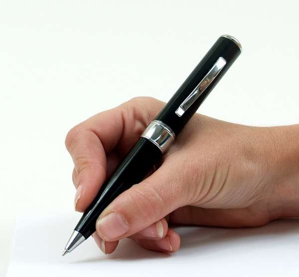 Covert Writing Utensils