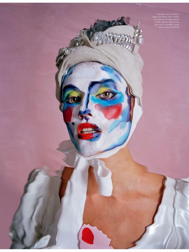 Painterly Beauty Photography