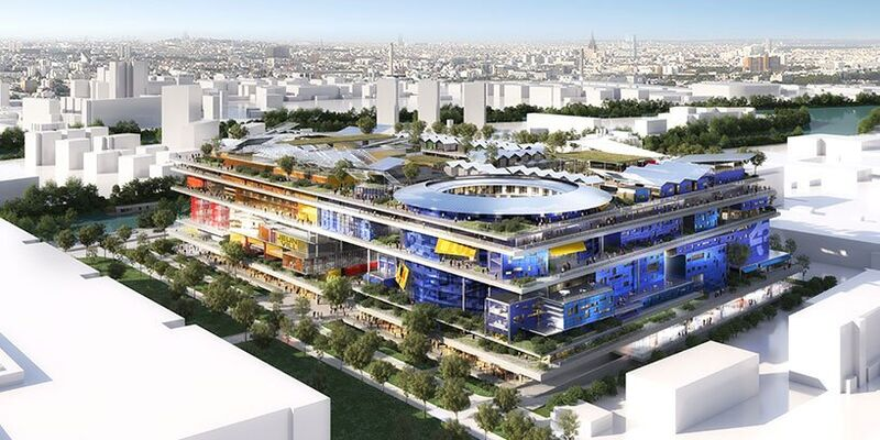 Sustainable Parisian Neighborhoods