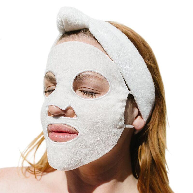 Organic Reusable Sheet Masks