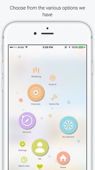 Alternative Wellness Apps