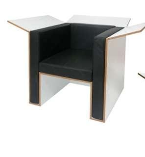 Carboard Box Furniture