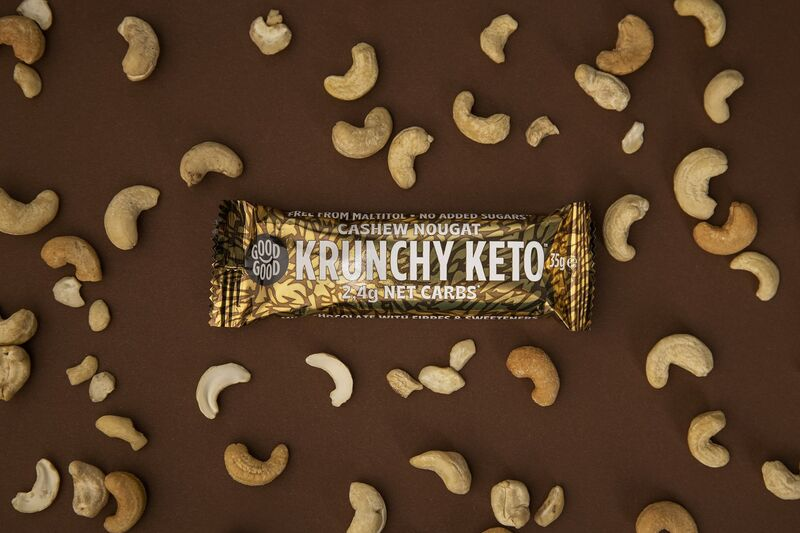 Satisfying Keto-Friendly Snack Bars