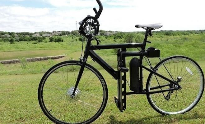 Vertically Pedaled Bicycles