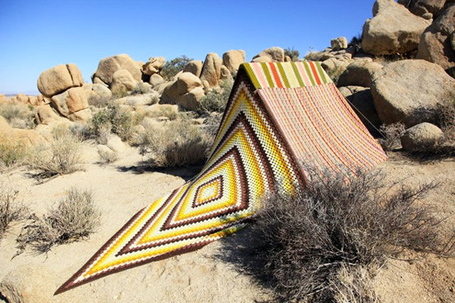 Mesmerising Desert Tents