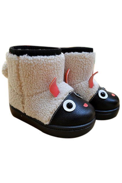 Adorable Sheep-Inspired Shoes