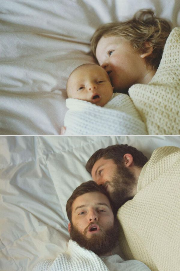 Hilarious Childhood-Mimicking Photography