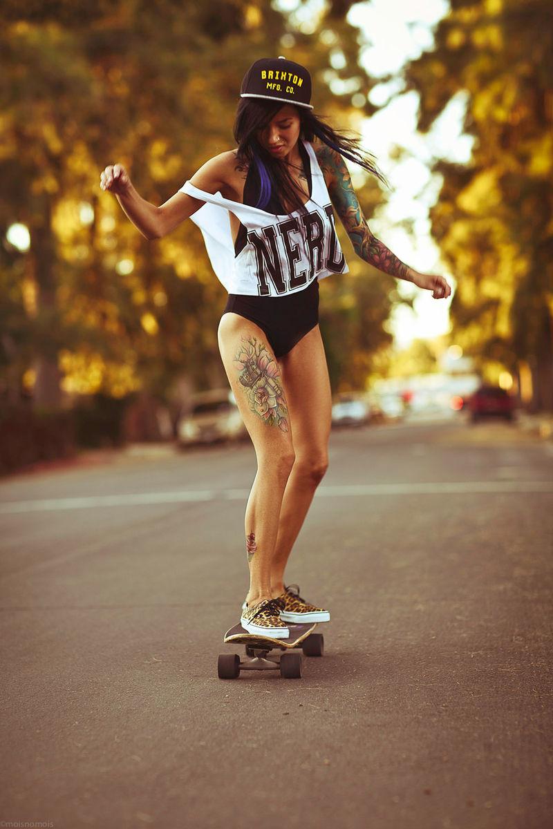 Suburban Skateboard Editorials