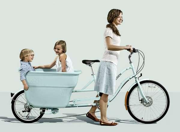 Bucket Bikes