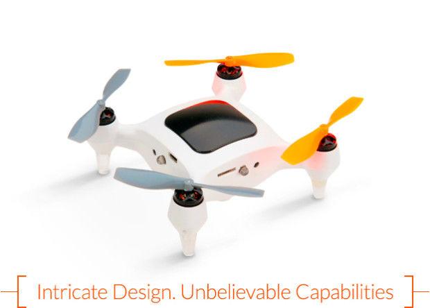 Smart Nano Drones