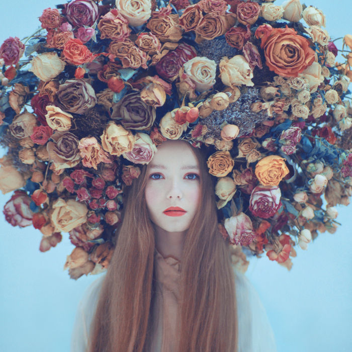 Striking Surrealism Portraits