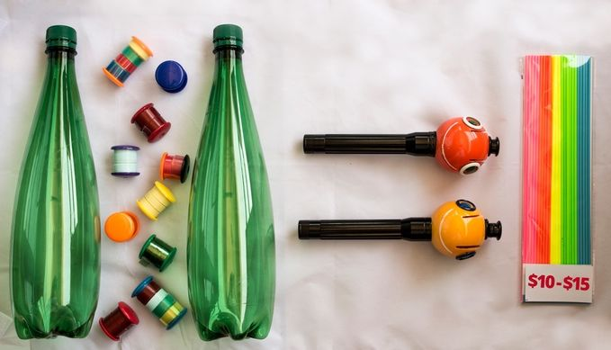 Sustainable 3D-Printing Pens