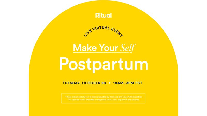 Branded Postnatal Virtual Events