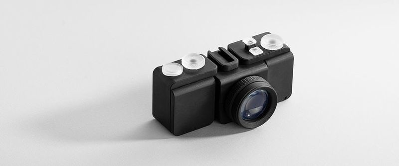 Trailblazing 3D-Printed Cameras