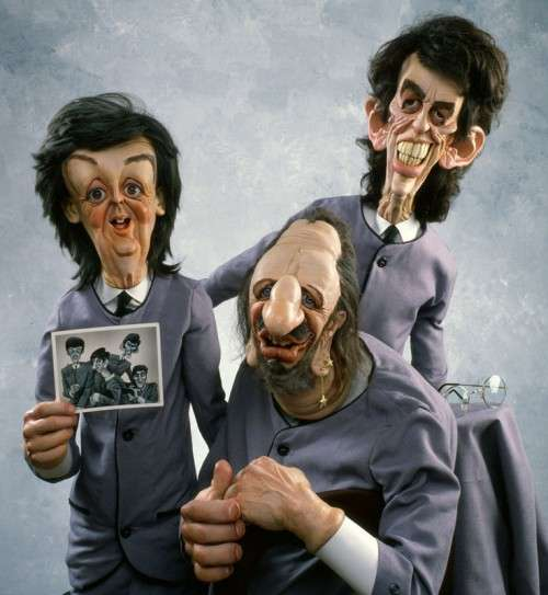 Sculpted Caricatures