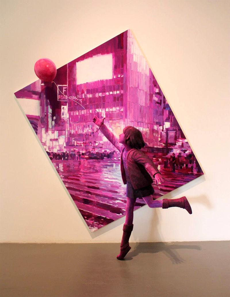 Perception-Altering 3D Art (UPDATE)