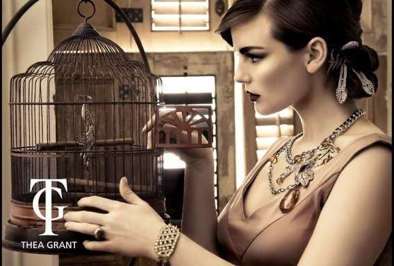 Haute Antique Jewelry