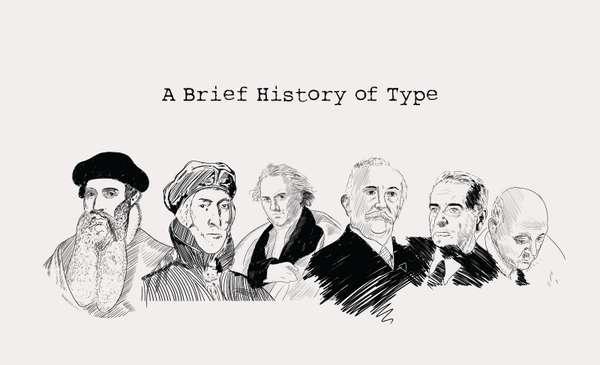 Factual Font Infographs