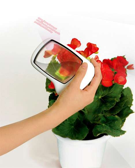 LUPE Touchscreen Camera