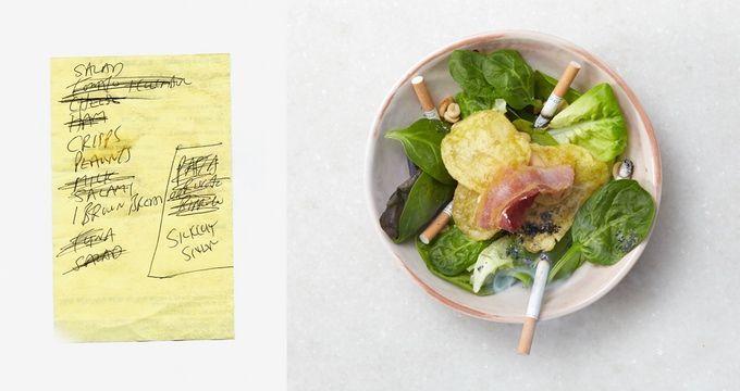 Non-Edible Cookbooks