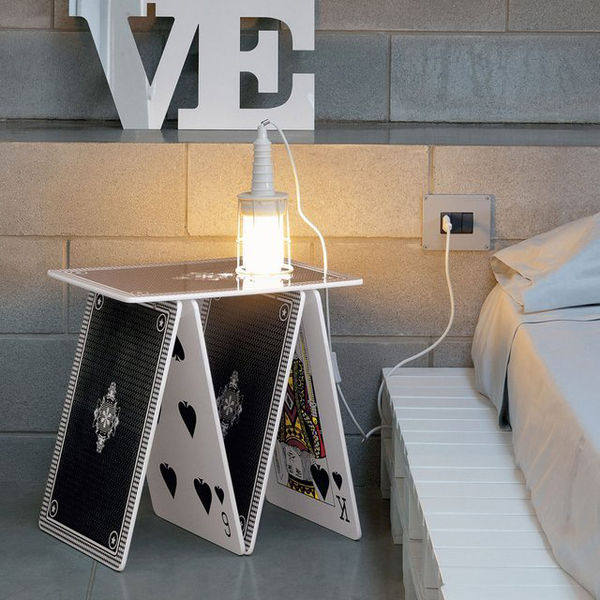Magical Playing Card Tables