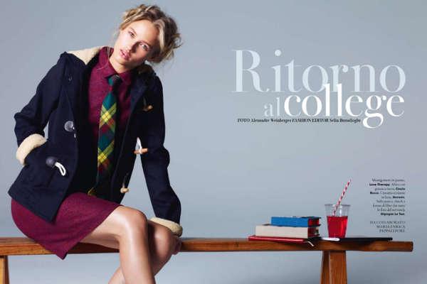 Collegiate Couture Captures