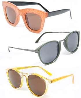Eclectic Unisex Sunglasses