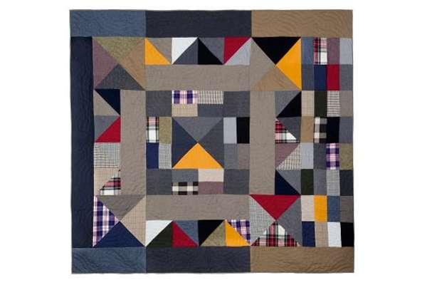Scrap Fabric Blankets