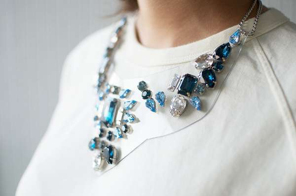Transparent High Fashion Trinkets