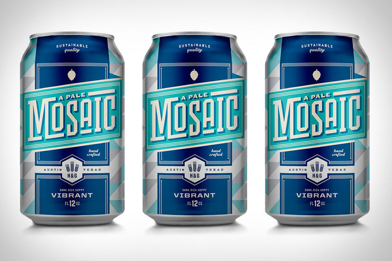 Modern Bluesy Cans