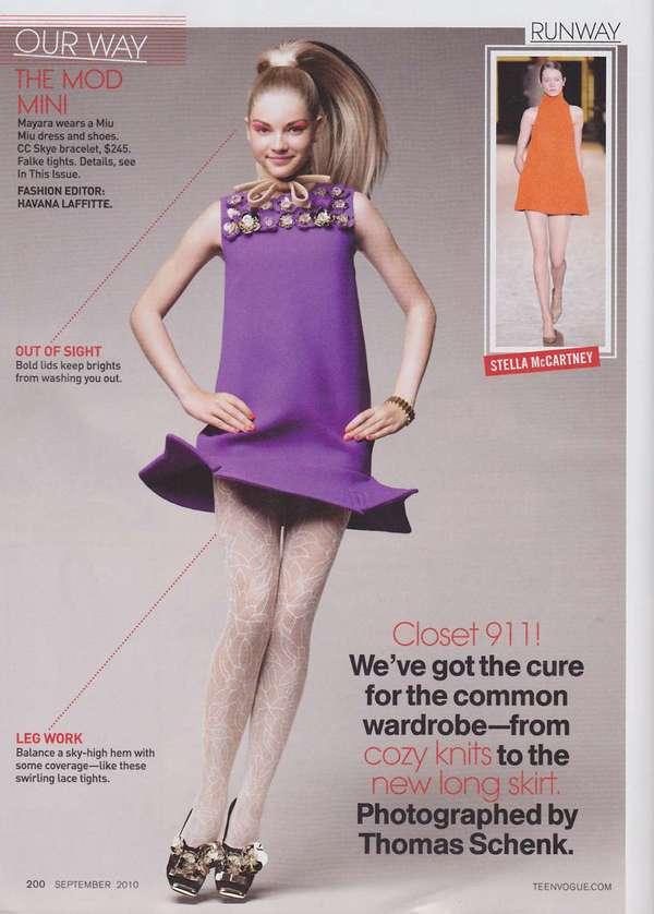 Go-Go Girl Dresses