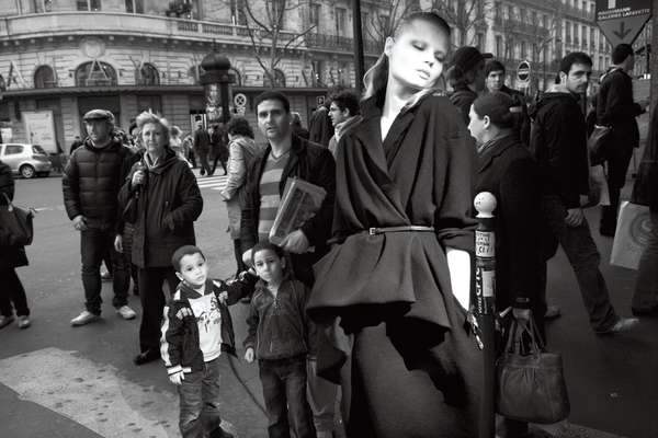 Mid-Crowd Fashion Editorials