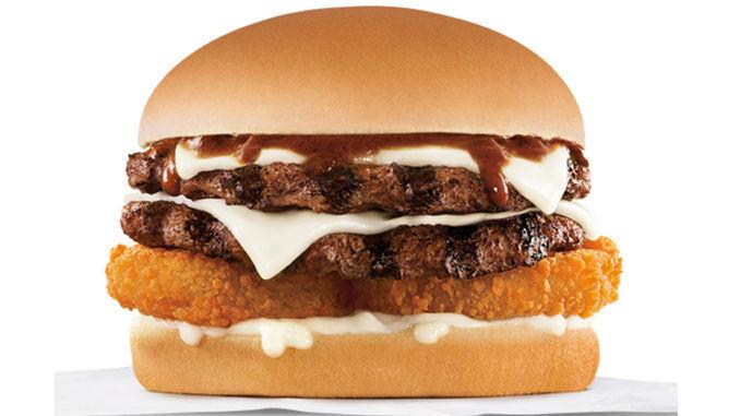 Steak Sauce-Topped Burgers