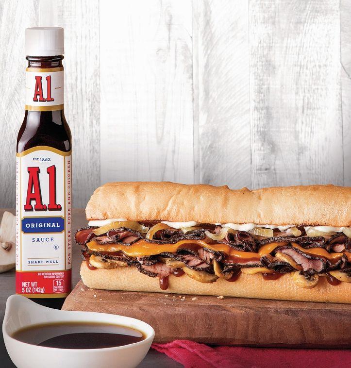 Dippable Steak Sandwiches