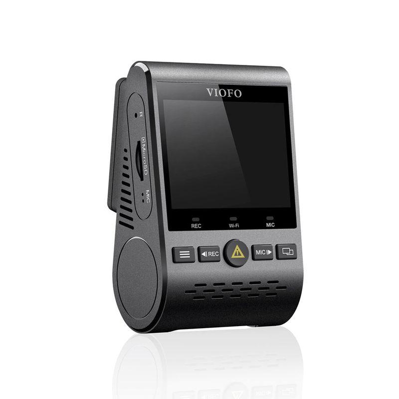 Dual-Channel Dash Cameras