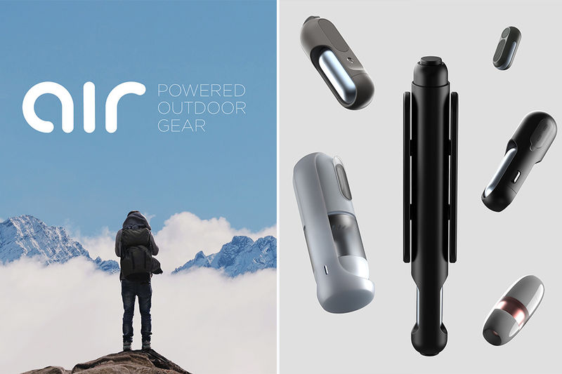 Multifunctional Outdoor Technology Devices