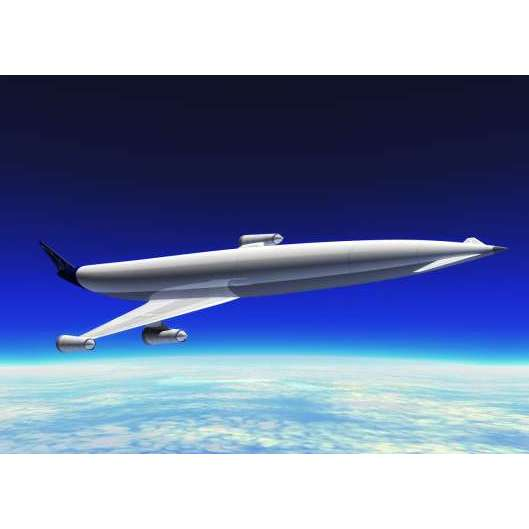 0-Emission Fast Flight