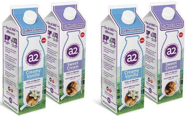 Premium Dairy Drink Creamers