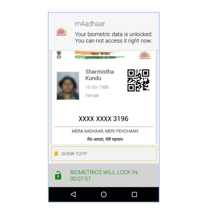 Biometric Identification Apps