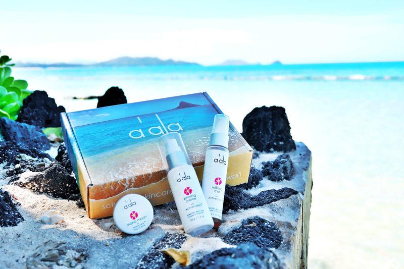 Algae-Based Anti-Aging Skincare