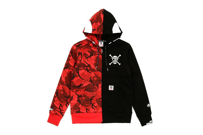 Pirate Anime-Themed Streetwear