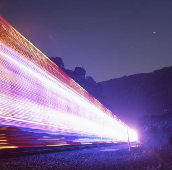 Accelerated Train Photos