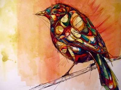 Arresting Avian Art