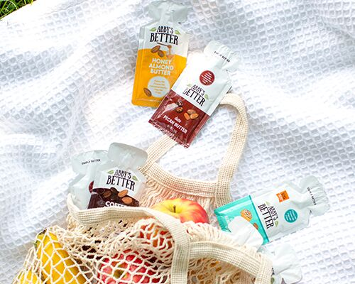 Nut Butter Squeeze Packs