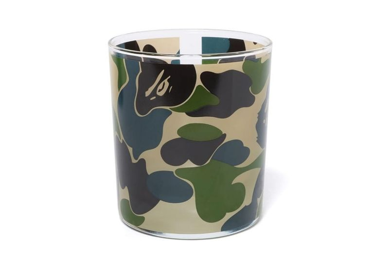 Camo-Accented Home Accessories