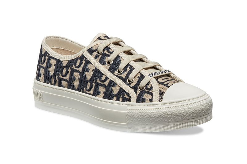 Customizable Luxe Canvas Sneakers