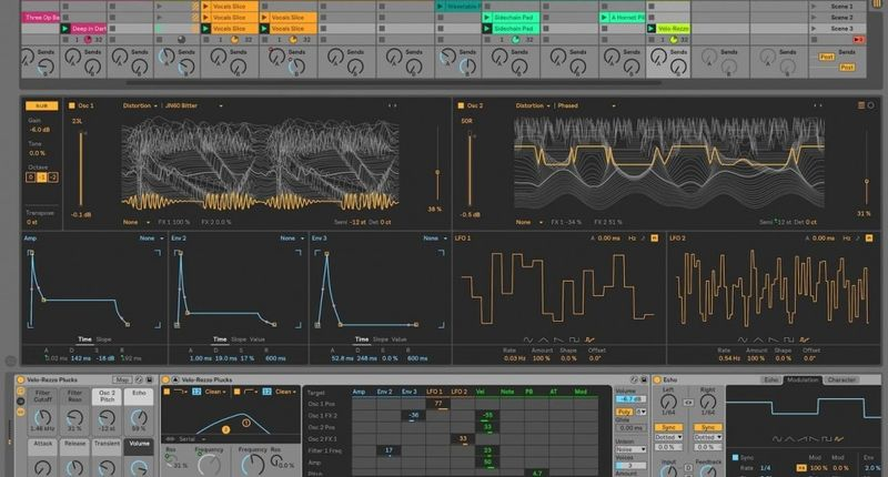 Extended Music Software Trials